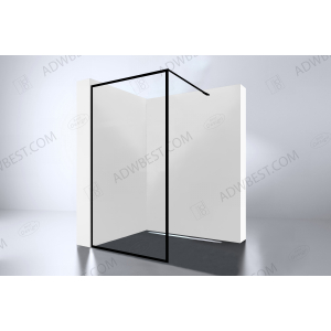 Best-Design 'For-You 800'  inloopdouche Walk-In 800x2000x8mm